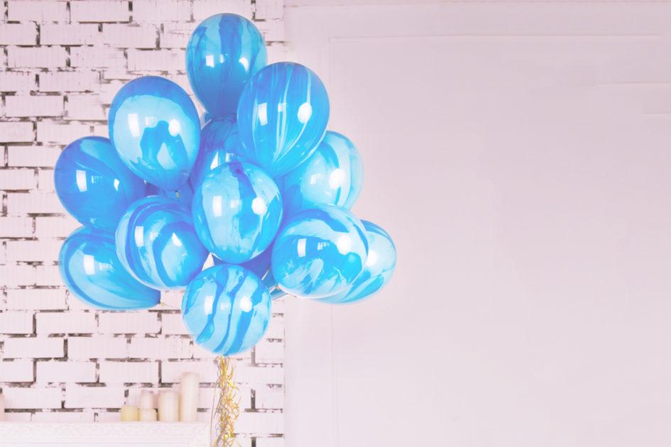 誕生日会やホームパーティーの飾り付け