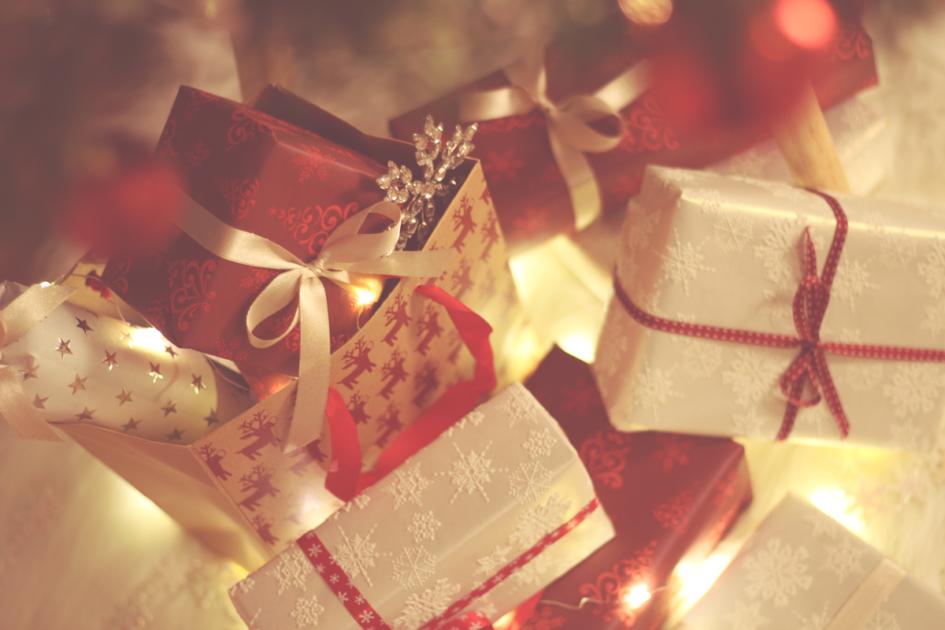 クリスマスにピッタリな女性へのプチギフト