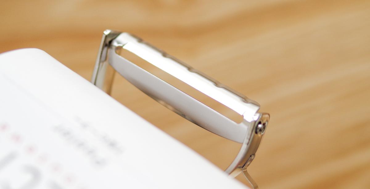 貝印のT型ピーラーの刃