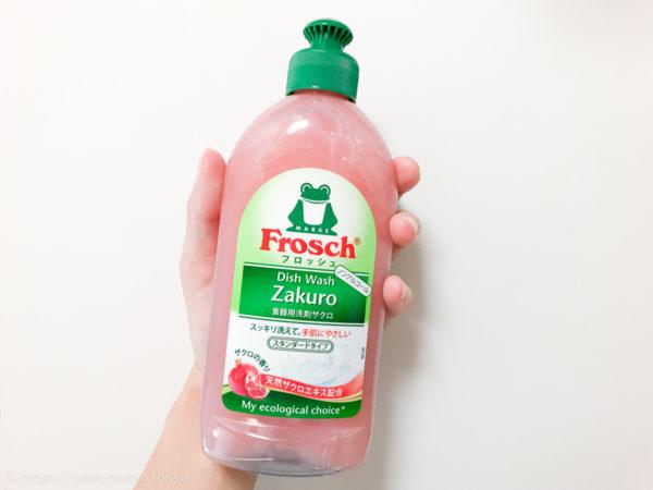 ドイツのエコ洗剤フロッシュ